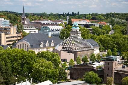 Tachojustierung Darmstadt - Stadt des Regierungspräsidiums