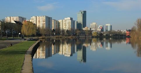 Tachojustierung Offenbach Skyline Tachoservice Offenbach